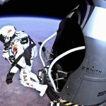 WORLD HIGHEST SKYDIVE: FELIX BAUMGARTNER